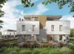 Wood Art appartement neuf à vendre à Schweighouse