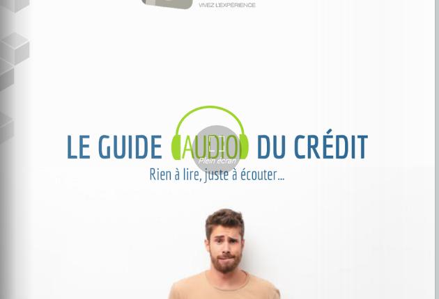 Le Guide Audio du Crédit par masolutioncrédit